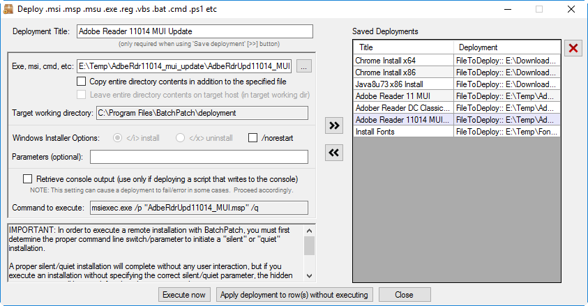Tutorials – BatchPatch – The Ultimate Windows Update Tool