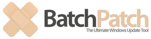 BatchPatch - The Best Windows Update & WSUS Patch Managment Software