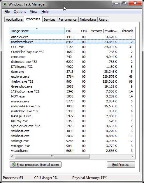 TaskManager_BatchPatch