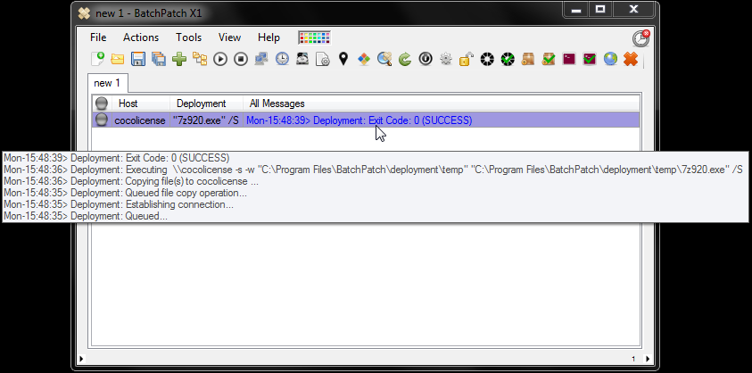Remote Software Installation with BatchPatch | BatchPatch
