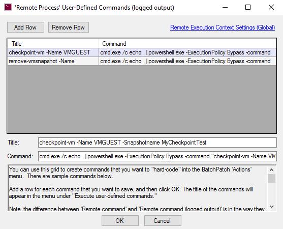 Virtual Machine - Create Snapshot, Apply Windows Updates