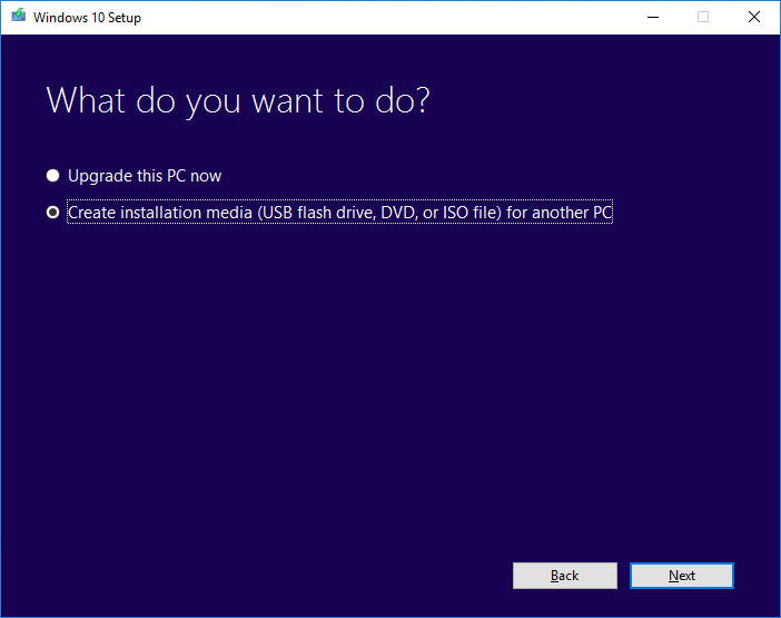 Remotely Upgrading Windows 10 to the 'Creators Update