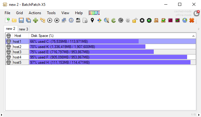 Quickly Confirming There Is Enough Disk Space On Remote
