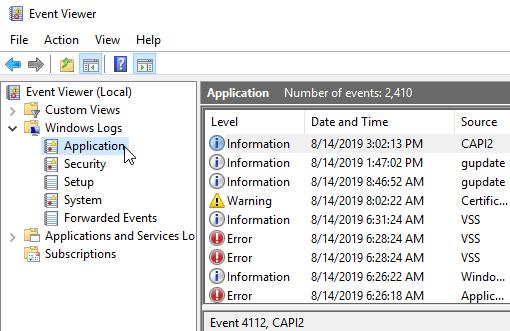 Windows Update: Error 1611/1620: -1073741502  Failure